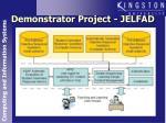 demonstrator project jelfad2