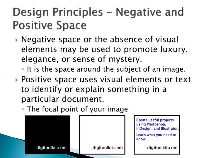 Create useful projects using Photoshop, InDesign, and Illustrator.