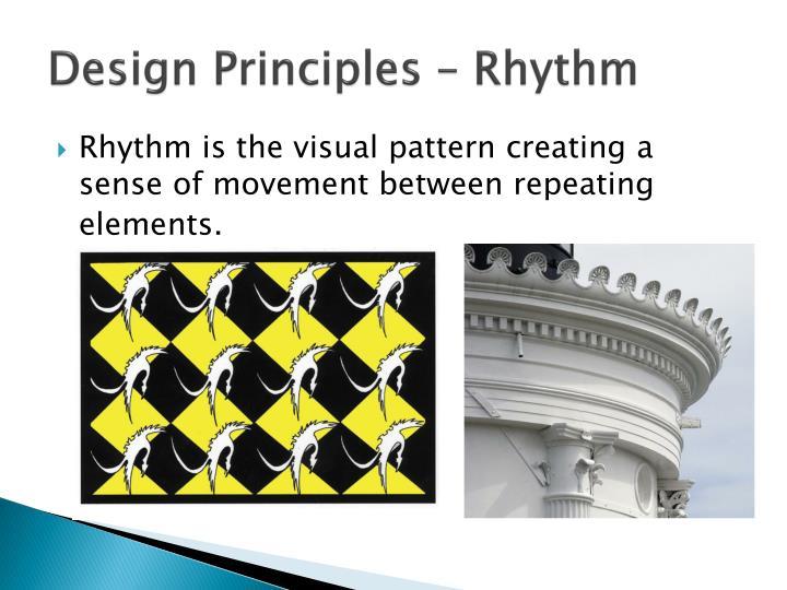 Design Principles – Rhythm
