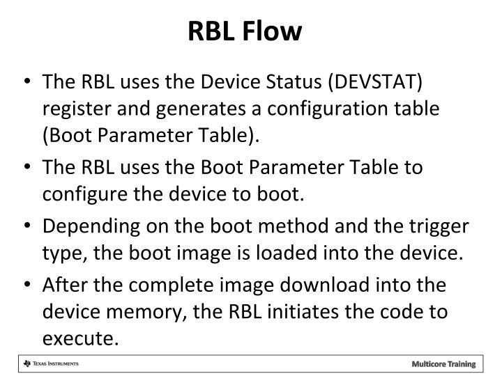 RBL Flow