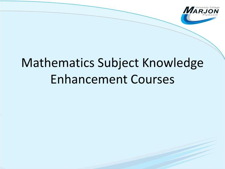 subject development task pgce Initial teacher education: pgce computer science development of subject knowledge information the pre-course task chapter 1, opie, c.