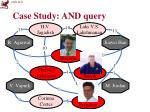 case study and query1