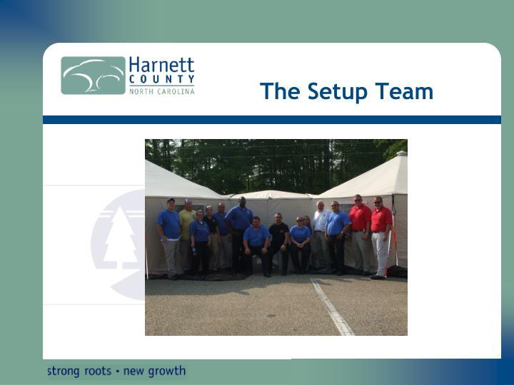 The Setup Team