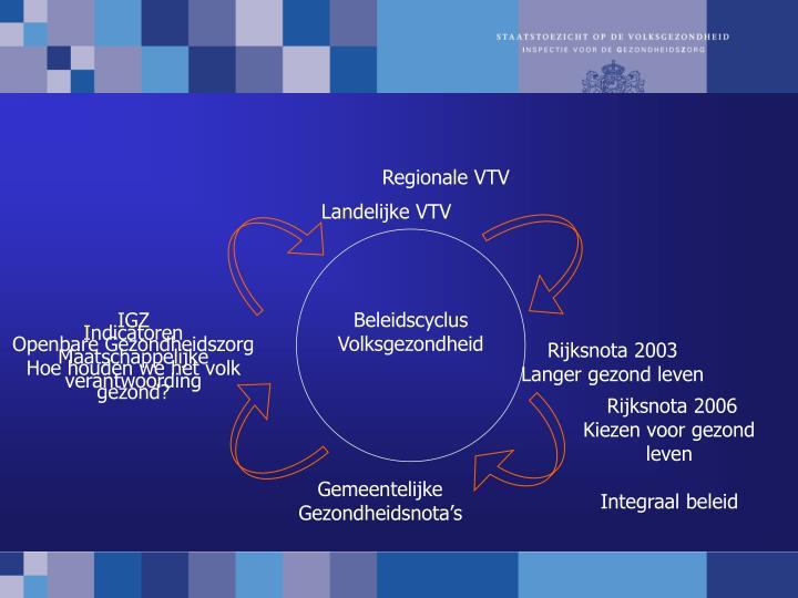 Regionale VTV