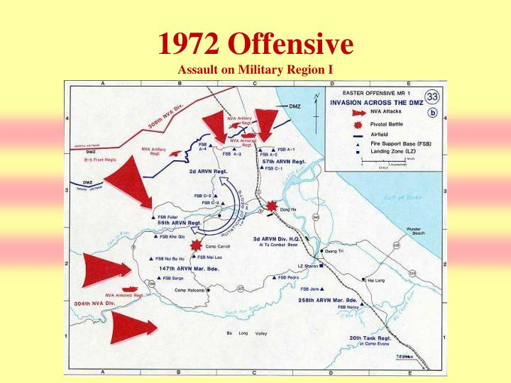 1972 Offensive