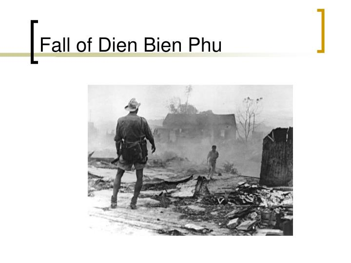 Fall of Dien Bien Phu