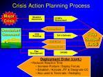 crisis action planning process11
