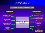 jopp step 4