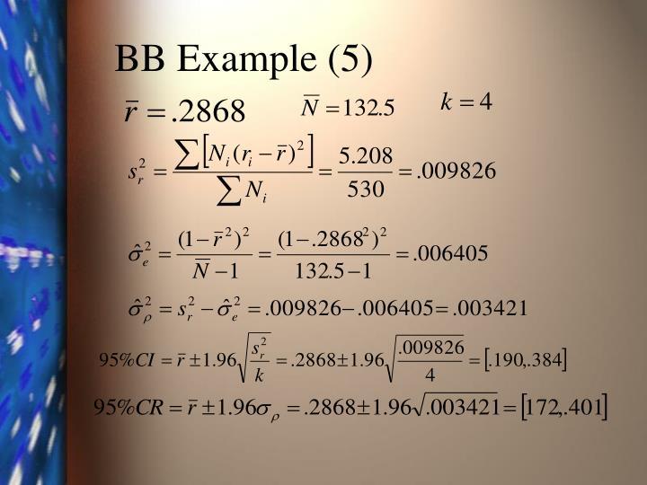 BB Example (5)