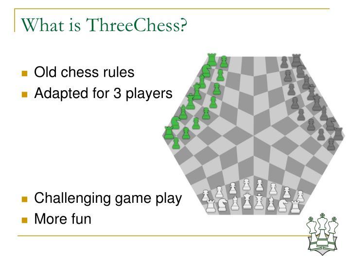 What is ThreeChess?