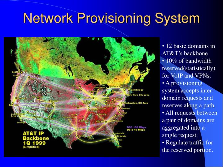 Network Provisioning System