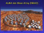 alma mm wave array nrao