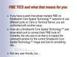 fme tics and what that means for you1