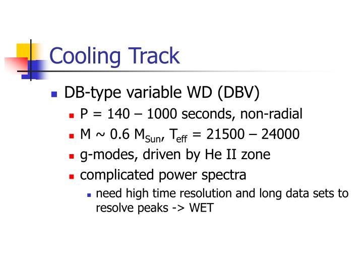 Cooling Track