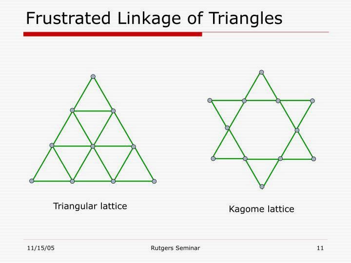 Kagome lattice