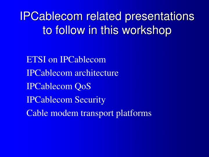 IPCablecom