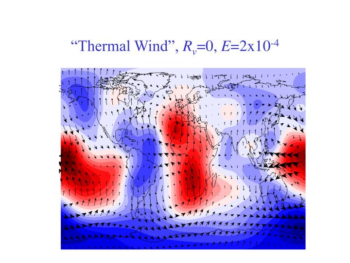 """""""Thermal Wind"""","""