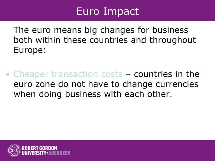 Euro Impact