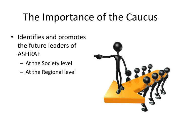 The Importance of the Caucus