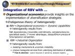 rvb within the conversation of strategic management8