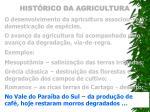 hist ri co da agricultura1