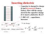 inserting dielectric1