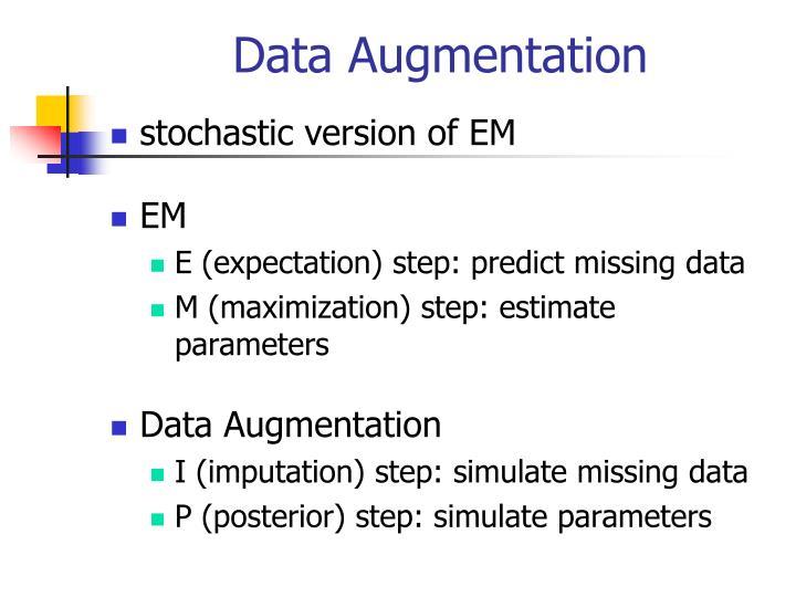 Data Augmentation