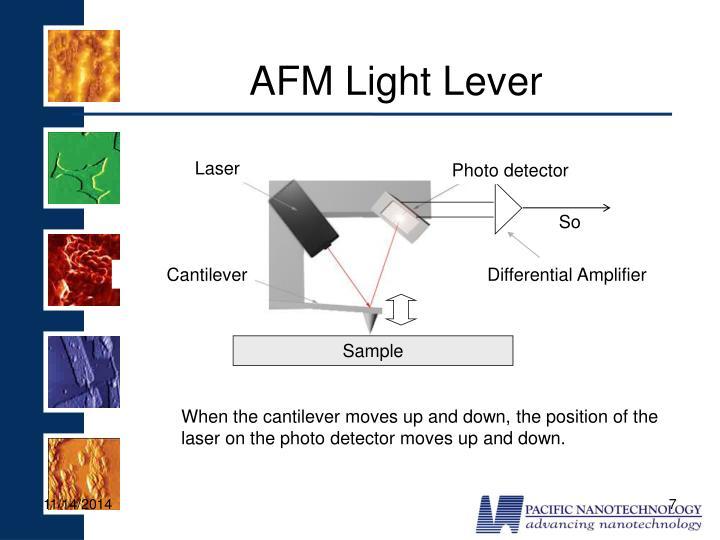 AFM Light Lever