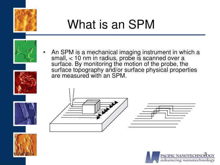 What is an spm