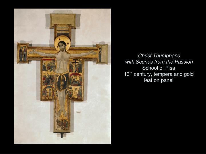 Christ Triumphans