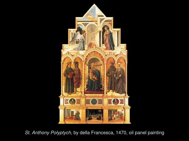 St. Anthony Polyptych,