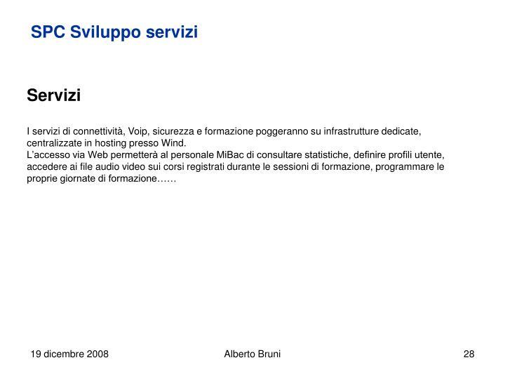 SPC Sviluppo servizi