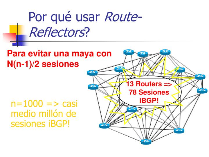 13 Routers =>