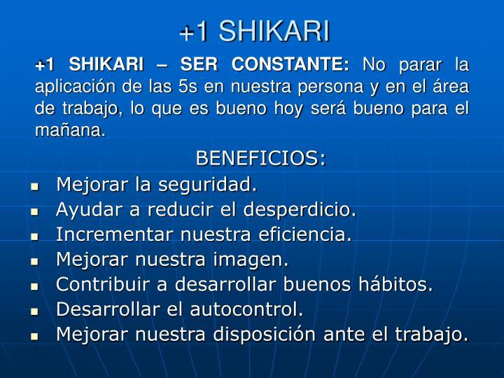 +1 SHIKARI