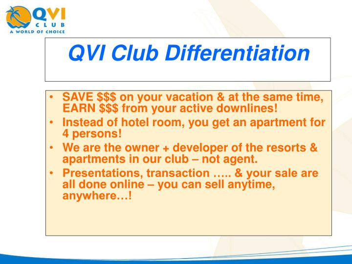 SAVE $$$ on your vacation & at the same time, EARN $$$ from your active downlines!