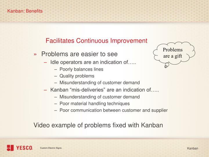 Kanban: Benefits