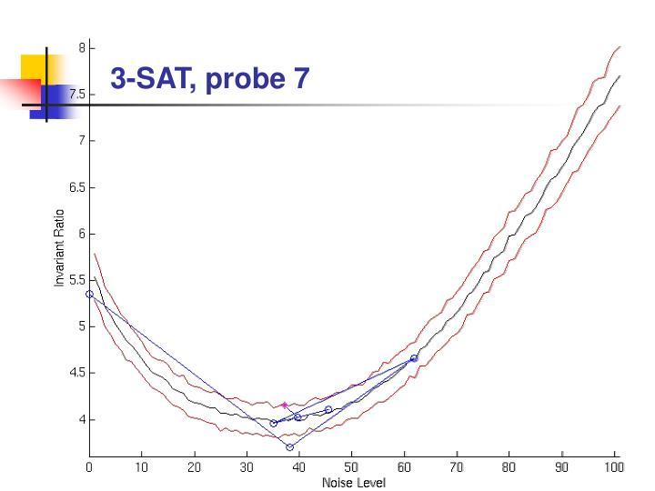 3-SAT, probe 7