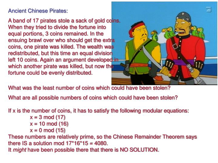 Ancient Chinese Pirates: