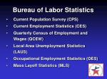 bureau of labor statistics1