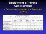 employment training administration1