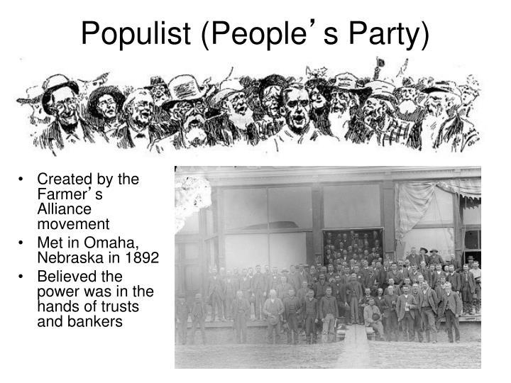 Populist (People