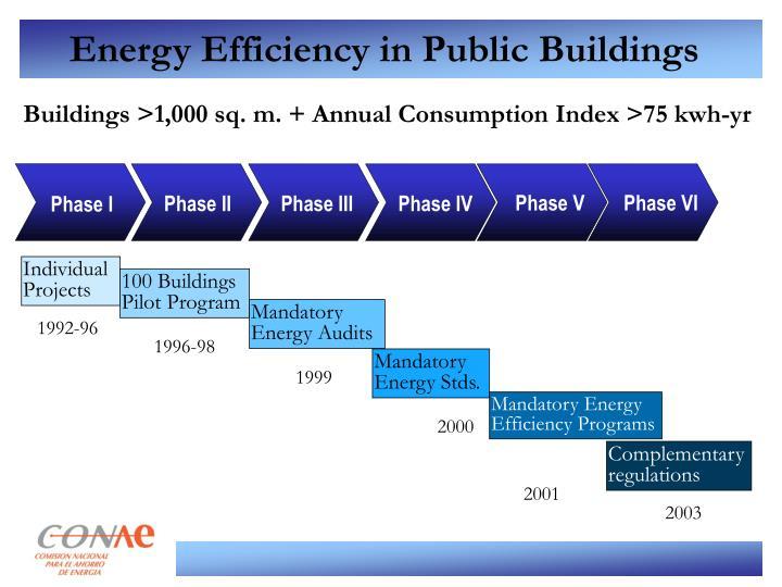Energy Efficiency in Public Buildings