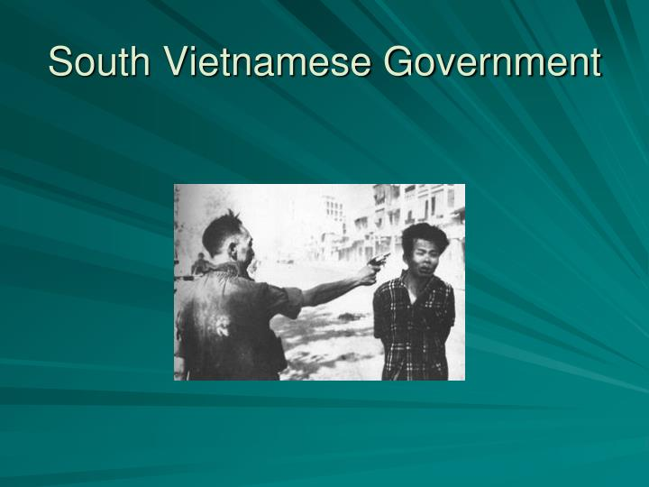 South Vietnamese Government