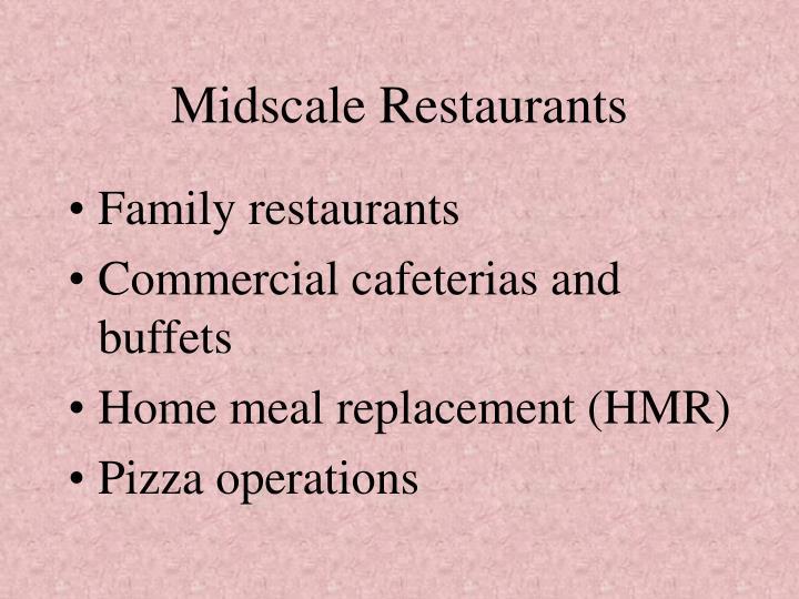 Midscale Restaurants