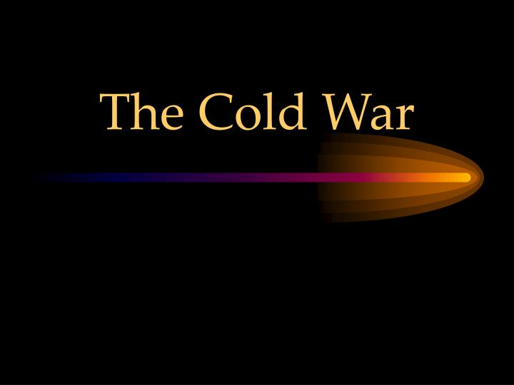 the events leading to the rise of the cold war The cold war: definition, causes & early events a period historians term the cold war, had the potential to lead to the the soviets: wars, confrontations.