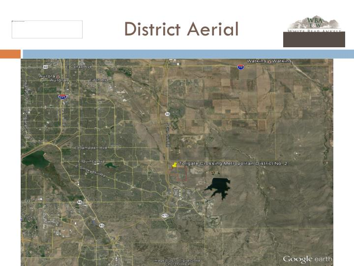 District Aerial