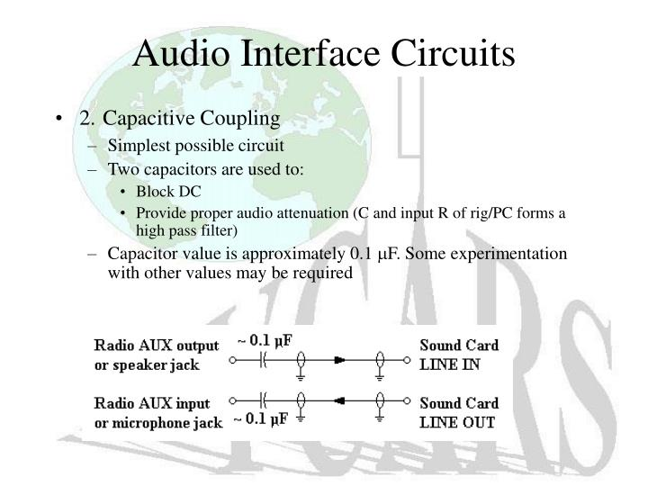 Audio Interface Circuits