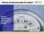 c lculo da remunera o do capital4
