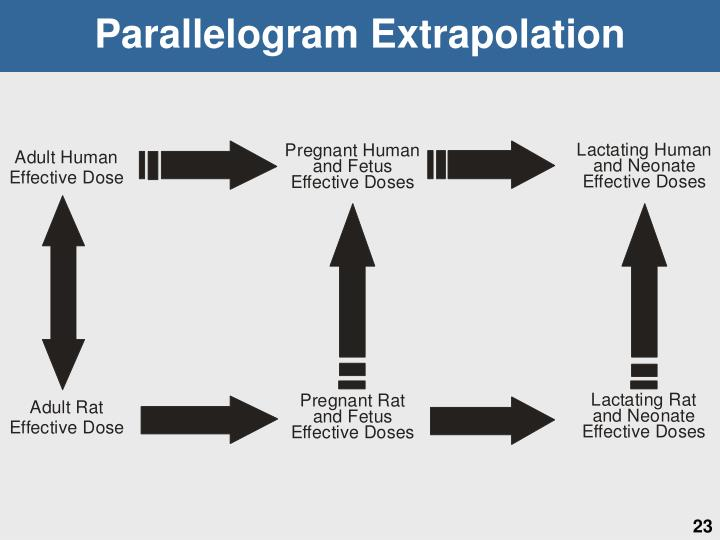 Parallelogram Extrapolation