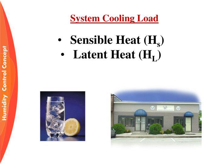 System Cooling Load